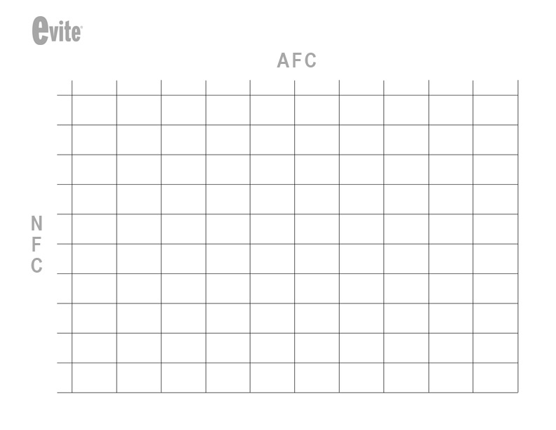 Top 5 football party games evite print out this handy grid pronofoot35fo Choice Image